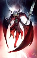 Devil May Cry: Dante Devil Trigger by digitalninja