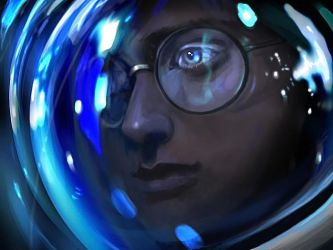 You're an astronaut, Harry by Grimstitch