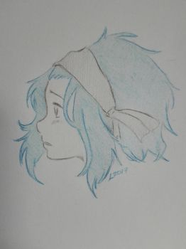 Levy McGarden by Lysperka