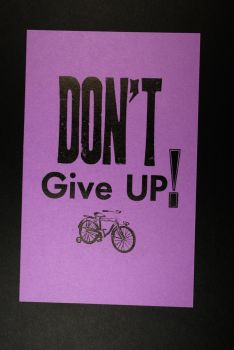 don't give up_purple by dragorien