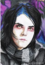 gerard arthur way by roxzey27