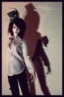 She is quirky by yenna-photo