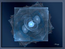 Blue Wire by Arialgr