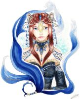 Jewels serie : Sapphire by Getsuart