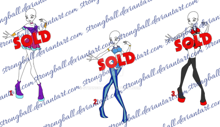 [WC][A]:|Magic Winx Designs|{SOLD} by strongball