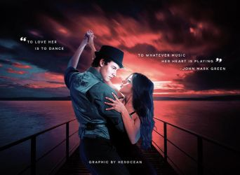[MANIP]  Shawn Mendes and Camila Cabello by hesocean