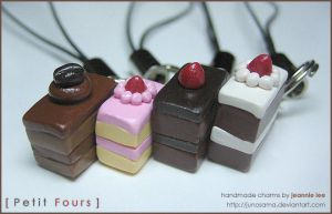 Desserts - Petit Fours ver.1 by junosama