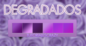 Pack de degradados para photoshop by tutorialescrazy