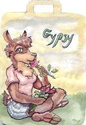 Badge - Gypsy by Illys