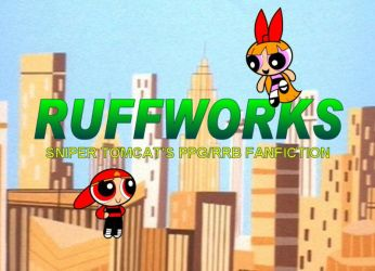 My old Ruffworks logo by SniperM1D