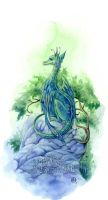 Emerald Dragon by MeredithDillman