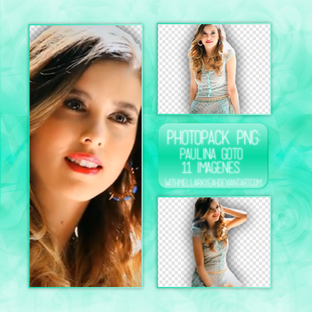 photopack png paulina goto #1. by withmellarkyeah