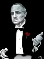Don Vito Corleone by DOGGMAFFIA