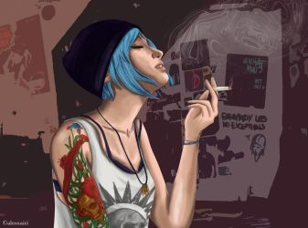 Chloe Price by Alessairi