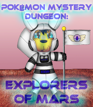 PMD: Explorers of Mars - Prologue by Unownace on DeviantArt