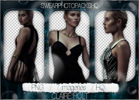 Pack PNG 249: Claire Holt by SwearPhotopacksHQ