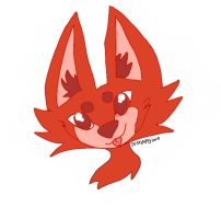 Red pupper  by spiffypuppylove2