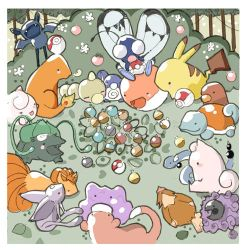 Pokemon Lunch +_+ by KingdomT