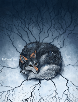 In claws of thoughts by FlashW