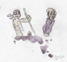 -Love in the sewers- request by Woodpeckery