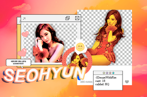 Seohyun | PACK PNG by KoreanGallery