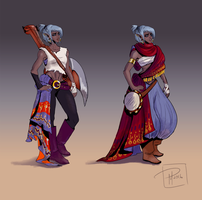 Bard Concept by jadenwithwings