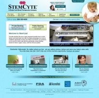 StemCyte Website or 'webcyte' by tlsivart