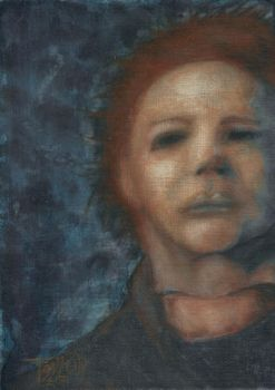 Michael Myers by TAYLOR9