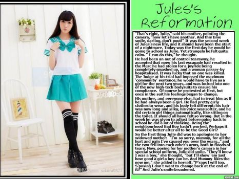 Jules's Reformation by p-l-richards