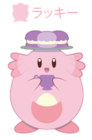 Chibi Chansey for FB Friend ::GIFT::