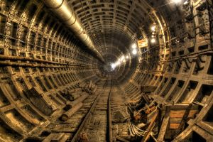 Subway construction 5 by Ssaash