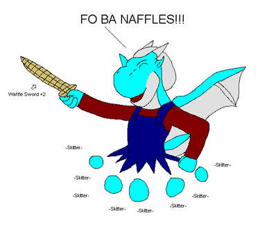 Fo Ba Naffles by RJandco