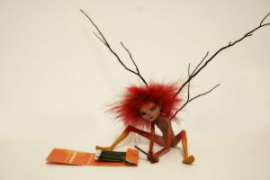 Playing With Matches by pixiwillow