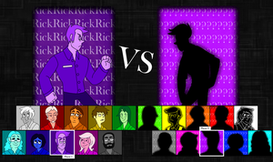 Superego fighting game? by Ghostlullaby