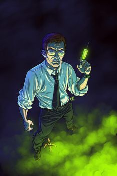 Re-Animator Commission by CamiFortuna