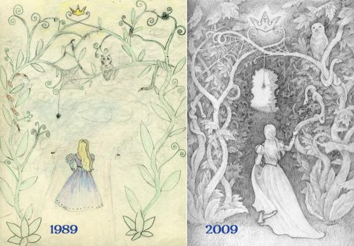 Storybook - Side by Side by ellenmillion