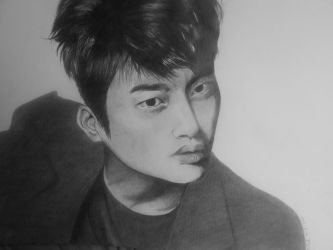 Seo In Guk by 2410ED
