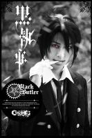 The Black Butler by cosplayts