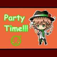 Party Time by cheese-cake-panda