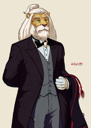 The Butler by Defago