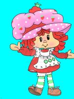 Classic Strawberry Shortcake by the-shmegster