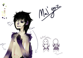 Mal'gaz ref (no info) by illogicalgummybears
