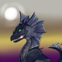 Yeusk (with scales) by firewolfheart7