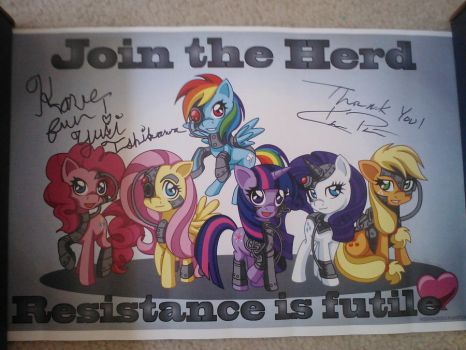 join the herd by FlyingAnimeWolf