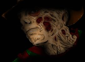 New Freddy Krueger Jackie NOES by smartgary