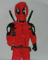 Deadpool by JQroxks21