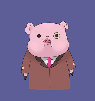 Paging Doctor Waddles by ForestLoverGreen