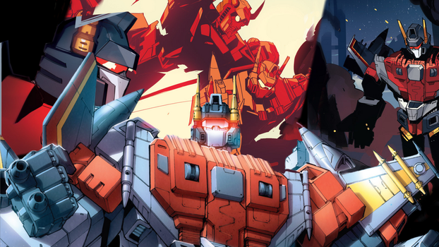 Superion Superior! by Walter-D