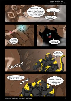 Supremacy - The story of Rex (page 32) by Spere94