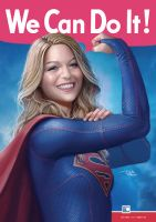 We Can Do It - Supergirl by daniel-morpheus